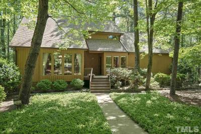 Raleigh Single Family Home For Sale: 10116 Old Warden Road