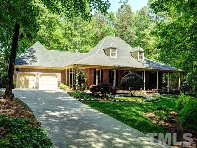 Apex Single Family Home For Sale: 4005 Gumleaf Drive