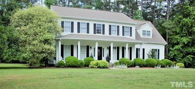 Youngsville Single Family Home For Sale: 101 Cardinal Drive