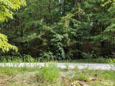 Durham County Residential Lots & Land For Sale: 4807 Byrd Road