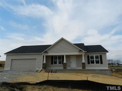 Benson Single Family Home Pending: 300 Sherrill Farm Drive