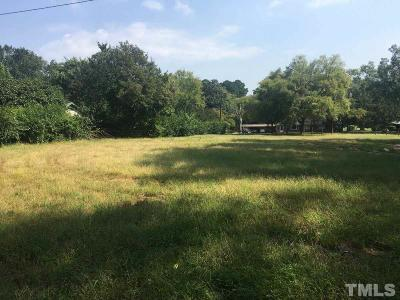 Wake County Residential Lots & Land For Sale: 109 Lord Berkley Road