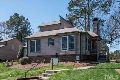 Johnston County Townhouse Contingent: 2036 Willow Hill Lane