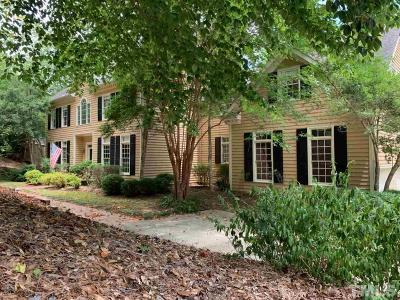 Chapel Hill Single Family Home For Sale: 39522 Glenn Glade