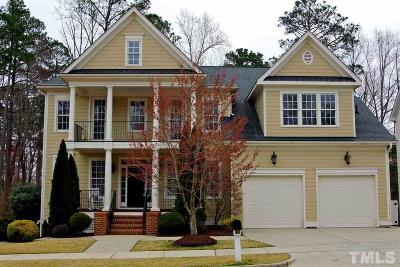 Cary Single Family Home For Sale: 206 Brookbank Hill Place