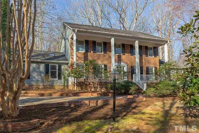 Chapel Hill Single Family Home For Sale: 18 Wysteria Way