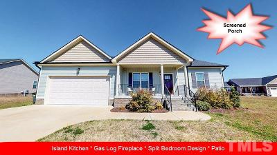 Smithfield Single Family Home For Sale: 71 Sentinel Court
