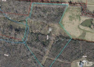 Snow Camp NC Residential Lots & Land For Sale: $125,000