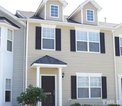 Durham Rental For Rent: 1725 Tw Alexander Drive #1405