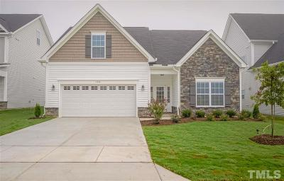 Clayton NC Single Family Home For Sale: $299,700
