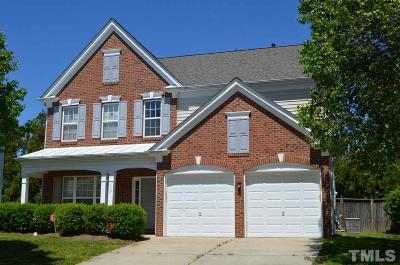 Morrisville Rental For Rent: 113 Shadow Mountain Lane