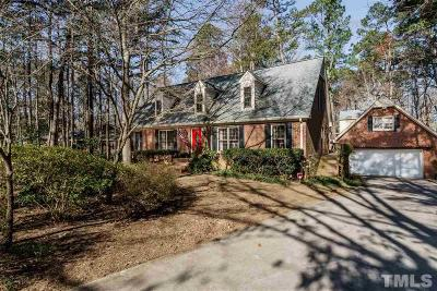 Raleigh Single Family Home For Sale: 10312 Baileywick Road