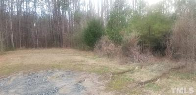 Apex Residential Lots & Land For Sale: 9224 Eisenhower Drive