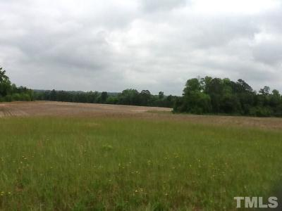 Johnston County Residential Lots & Land Pending: Hale Street