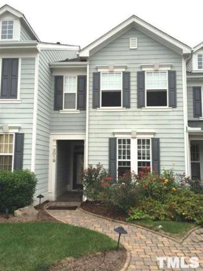 Cary Rental For Rent: 2019 Rapid Falls Road