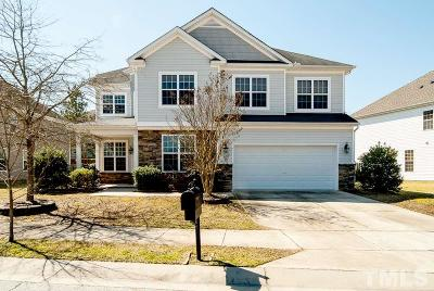 Raleigh NC Single Family Home For Sale: $294,900