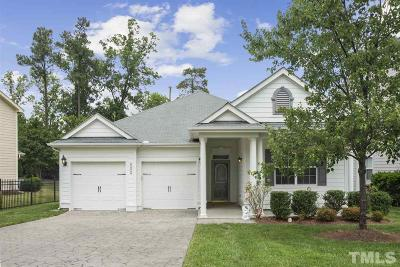 Cary NC Single Family Home For Sale: $352,900