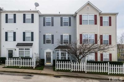 Raleigh Condo Contingent: 3030 Barrymore Street #101