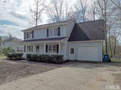 Durham Single Family Home For Sale: 3430 Freeman Road