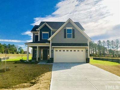 Clayton NC Single Family Home For Sale: $264,700