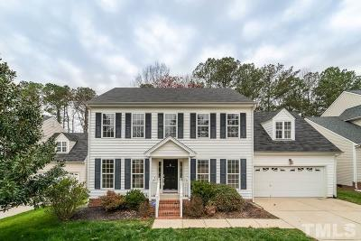 Holly Springs Single Family Home Pending: 128 Morena Drive