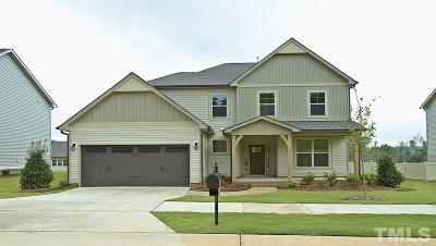 Garner Single Family Home Pending: 178 Whitetail Deer Lane