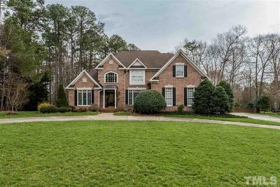 Raleigh Single Family Home For Sale: 5204 Deergrass Court
