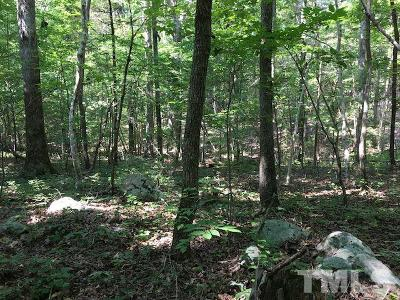 Durham County Residential Lots & Land For Sale: 7900 Ball Road