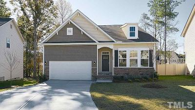Garner Single Family Home For Sale: 196 Whitetail Deer Lane