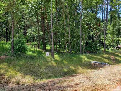 Apex Residential Lots & Land For Sale: 3824 Sleepy Brook Lane