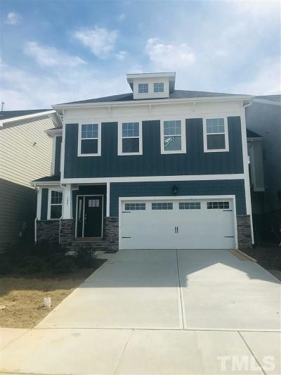Holly Springs Rental For Rent: 137 Ainsdale Place