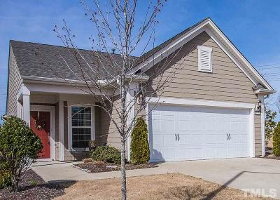 Durham Single Family Home For Sale: 123 Dare Pines Way