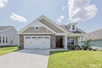 Johnston County Single Family Home For Sale: 77 Balsam Lane