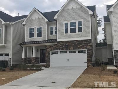 Holly Springs Rental For Rent: 145 Ainsdale Place