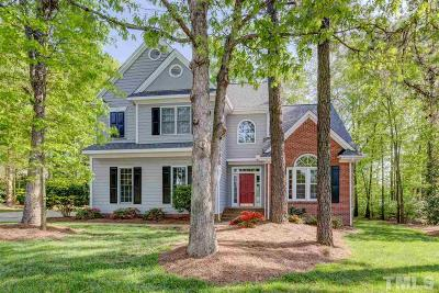 Cary Single Family Home For Sale: 103 Heartsbourne Place