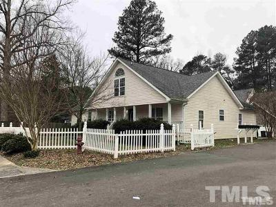 Durham Rental For Rent: 3302 S Alston Avenue