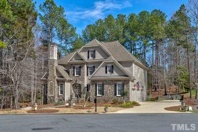 Wake Forest Single Family Home For Sale: 7336 Sparhawk Road