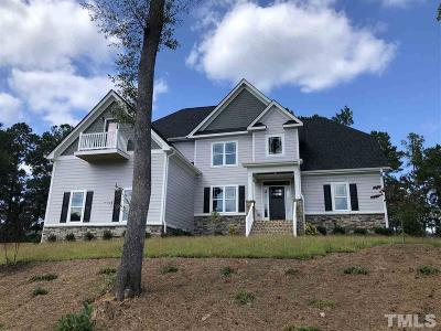 Harnett County Single Family Home For Sale: 46 Brookhill Court