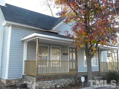 Durham Rental For Rent: 120 S Guthrie Avenue