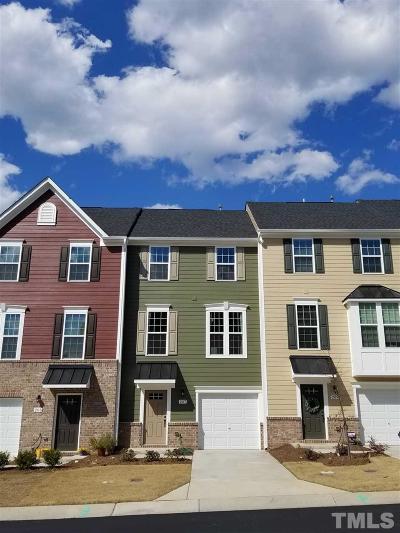 Durham Rental For Rent: 207 Brier Summit Place #2018B
