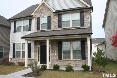 Morrisville Rental For Rent: 805 Keystone Park Drive