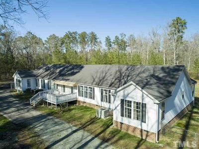 Chapel Hill Multi Family Home For Sale: 4004 Teer Road