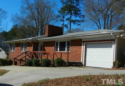Raleigh Single Family Home For Sale: 3409 Skycrest Drive
