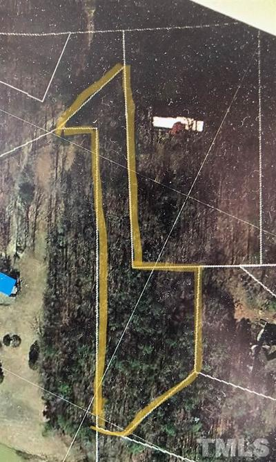 Garner Residential Lots & Land For Sale: 6605 W Nc 42 Highway