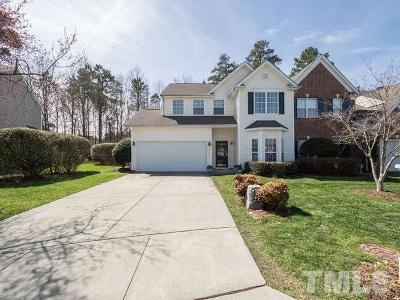 Raleigh, Cary Townhouse For Sale: 10721 Pendragon Place