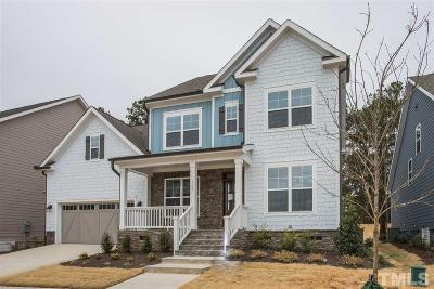 Wake Forest Single Family Home For Sale: 1600 Highpoint Street