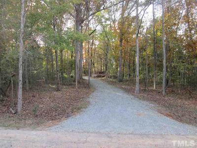 Chatham County Residential Lots & Land For Sale: 1 & 2 S Us 15 501 Highway