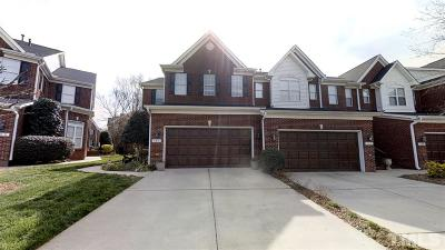 Wake County Townhouse For Sale: 140 Grande Drive