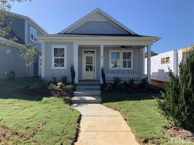 Clayton NC Single Family Home For Sale: $275,000
