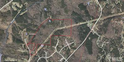 Durham County Residential Lots & Land For Sale: Wildlife Trail